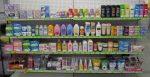 Health & Beauty Shelf